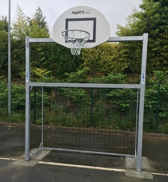 basket et handball